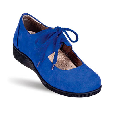 TB750FUN - Rimona Ladies Shoes (Navy Blue)